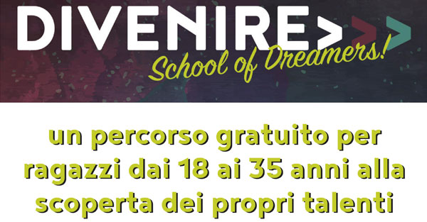 """Divenire School of Dreamers"", iscriviti al co-working del Frignano"